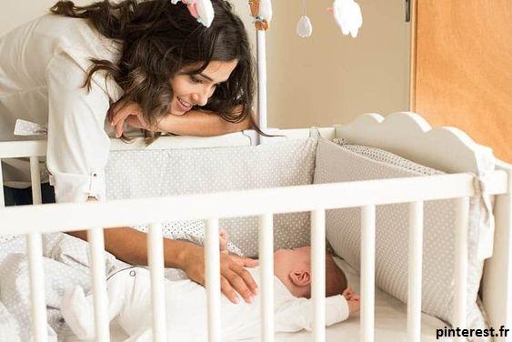 allez en douceur pour installer bébé dans sa chambre.