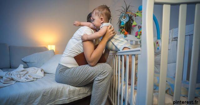 la transition doit se faire étape étape pour installer bébé dans sa chambre