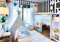 Laissez place à votre créativité pour aménager la chambre de votre enfant