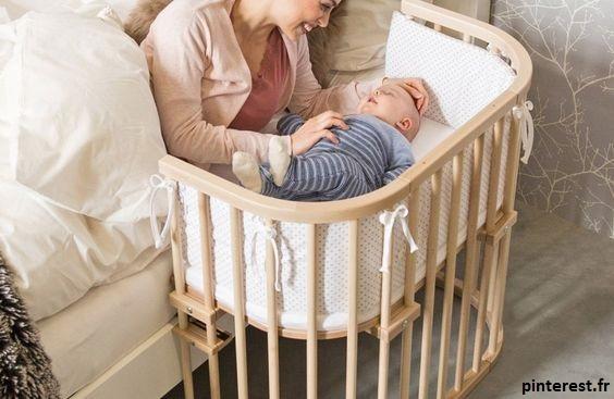 le cododo est un excellent moyen pour accueillir bébé durant les 6 premiers mois de vie du bébé avant de pouvoir l'installer dans sa chambre