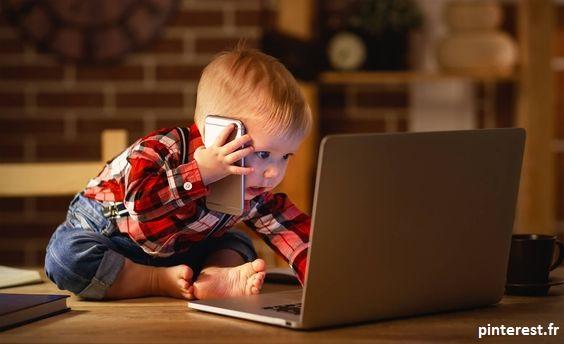 Les écrans, un danger considérable pour nos enfants