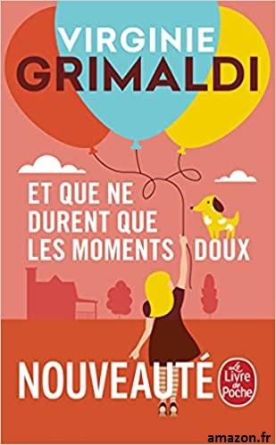 Grâce à des personnages attachants et à une plume délicate, ses romans ont déjà séduit des millions de lecteurs et sont traduits dans plus de vingt langues. Virginie Grimaldi est la romancière française la plus lue de France en 2019 et en 2020