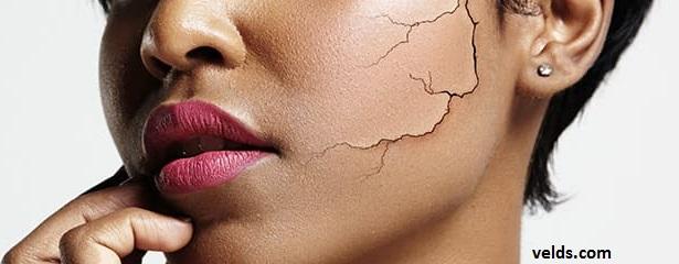 routine adaptée à la peau sèche