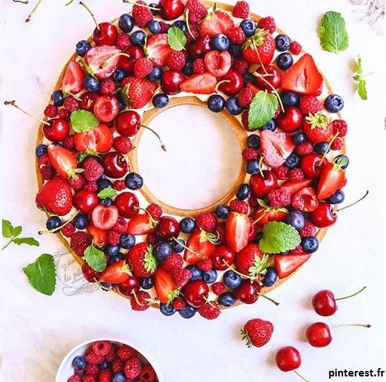 Les fruits rouges sont les fruits qu'il faut manger l'été ! Rassasiants, riches en vitamines et stimulant pour l'organisme.
