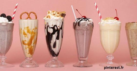 Le milk-shake est une boisson fraîche et pleines de vitamines que contiennent les fruits. Idéal à boire l'été que ce soit au petit-déjeuner ou à l'heure du goûter.