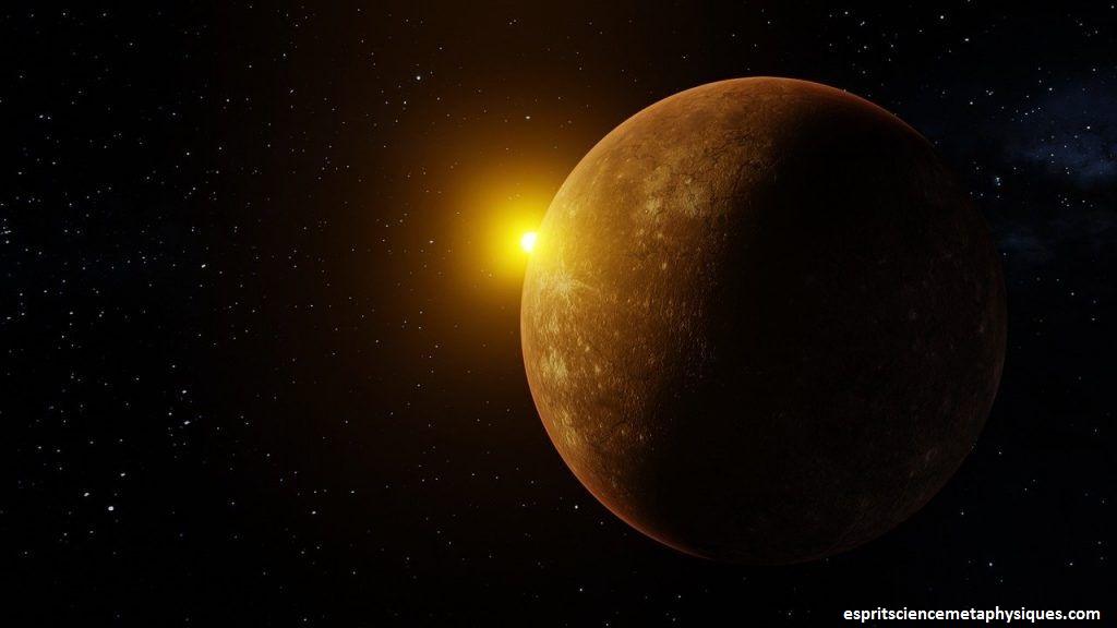 La planète Mercure rétrograde en gémeau du 29 mai au 29 juin 2021