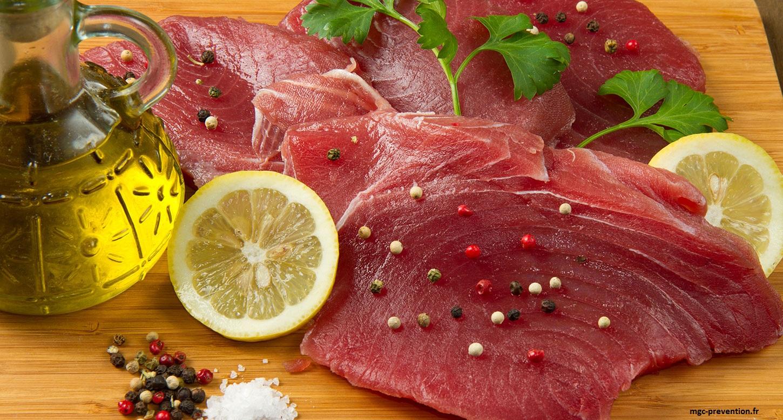 Si vous ne savez pas que manger l'été, misez sur le thon !